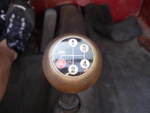 06 Vw Shift Knob